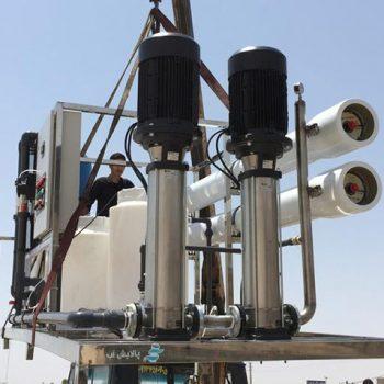 دستگاه تصفیه آب چگونه کار می کنند؟
