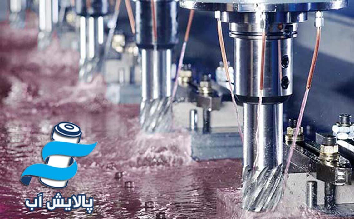 ۳ صنعت پیشرو در مصرف آب